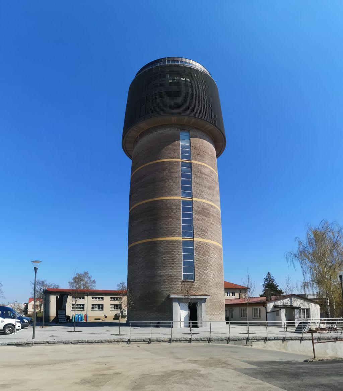 Reprezentativní řídící centrum Veolia a.s. Kladno
